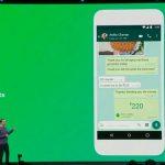 WhatsApp adiciona função de pagamentos e o Brasil é o primeiro país a utilizar o serviço
